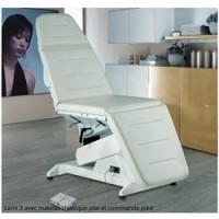 Divan électrique LEMI 3 - sellerie plate