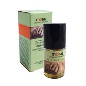ONGLES SOIN FORTIFIANT MORAZ 14 ML