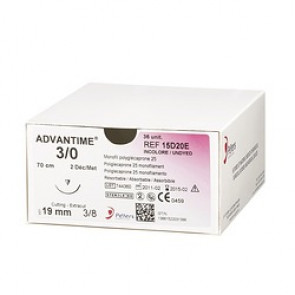 Fils de sutures Advantime - Incolore - Peters Surgical