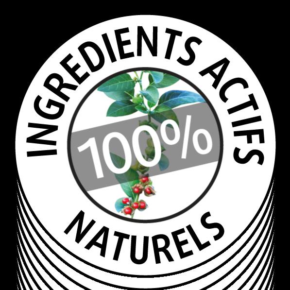 actifs 100% naturels